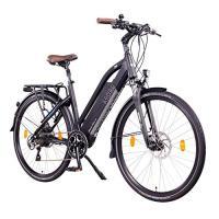 """Comparateur de prix NCM Vélo électrique Trekking Bikes Milano Plus Noir Mat - 26"""""""", 250W, Batterie 48V 16Ah"""