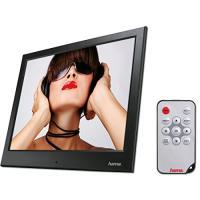 """Acheter Hama Cadre photo numérique """"""""97SLB"""""""" (26,64 cm, 9,74"""""""", slim, pour carte SD / SDHC / MMC, USB 2.0, avec télécommande) Noir au meilleur prix"""