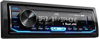 comparateur de prix JVC KD-X451DBT Autoradio CD/MP3/USB avec Bluetooth Noir