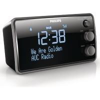 comparateur de prix Philips AJB3552/12 Radio-réveil Écran LCD Récepteur DAB+