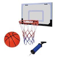 Acheter vidaXL Mini Panier Basket Ball avec Ballon et Pompe Maison Jouet d'enfant au meilleur prix