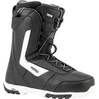Comparateur de prix Nitro Snowboards Sentinel TLS '20 All Mountain Freestyle Système de laçage Rapide pour Homme Noir 28.0
