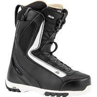 Comparateur de prix Nitro Snowboards Cuda TLS '20 All Mountain Freestyle Bottes de Snowboard pour Femme Noir 25.0