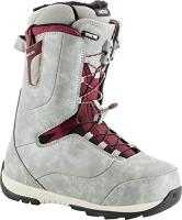 Comparateur de prix Nitro Snowboards TLS '19 Chaussures de Snowboard légères pour Femme avec système de laçage Rapide Allround Freeride Freeride Softboot Chaud, Femme, 1191-848456, Gris,