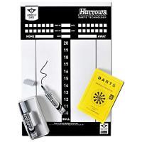 Acheter Speelgoed 060480 Darts et Accessoires Dart Scorebord Tableau Blanc Multicolore au meilleur prix