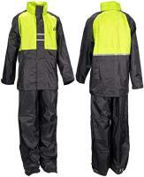 Comparateur de prix Ralka 43SF Vêtements de Pluie Enfant, Vert Citron/Anthracite, Size 140