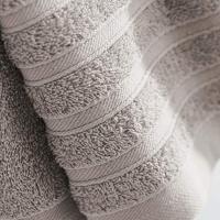 Comparateur de prix douceur d'intérieur 1800531 Vitamine Peignoir Eponge Col Kimono Coton Uni Taupe
