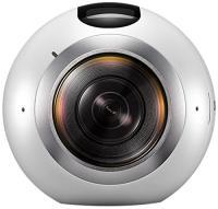 Comparateur de prix Samsung Gear 360 Caméra connectée Haute résolution Blanc
