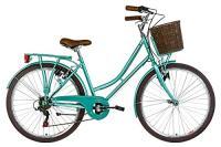 Comparateur de prix KS Cycling Vélode Ville Stowage Vélo Femmes, Vert, 44