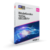 Logiciel sécurité Bitdefender Total Security Multi-Device - 2 Ans / 10 App.