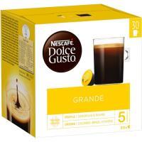 Comparateur de prix NESCAFÉ DOLCE GUSTO Grande Coffee Pods, 30 Capsules (Pack of 3 - Total 90 capsules, 90 Servings)