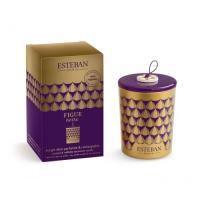 comparateur de prix Bougie décorative parfumée Esteban Figue noire