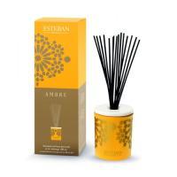 Bouquet parfumé Ambre rechargeable Esteban - 100 ml