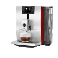 comparateur de prix Expresso Broyeur Jura ENA 8 Sunset Red