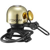Comparateur de prix Voxom Klaxon KL20 pour Guidon 22, 2-31, 8 mm, Fixation par Joint torique, Laiton doré, N+1-B724BPQ Sonnettes et klaxon, M