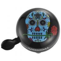 Comparateur de prix Voxom KL22 Sonnette de vélo Unisexe pour Adulte Noir 60 mm