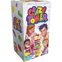 Jeu d'ambiance Asmodee Crazy Tower