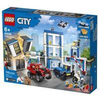 Comparateur de prix 60246 Le commissariat de police LEGO City Multicolore Lego