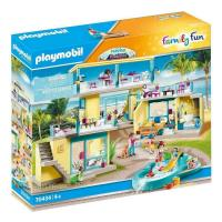 Comparateur de prix Playmobil PLAYMOBIL Playmobil 70434 - playmo beach hotel