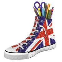 Comparateur de prix Ravensburger - Puzzle 3D - Sneaker - Union Jack - 11222