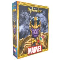 Jeu de stratégie Asmodee Splendor Marvel