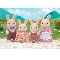 Sylvanian Families® Figurine famille lapin crème 4108