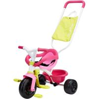 Tricycle évolutif Smoby Be fun Confort Rose