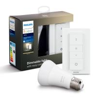 Comparateur de prix Philips Hue White Kit Dimming E27 Bluetooth