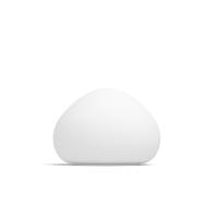 Philips Hue White Ambiance Wellner Lampe de table + Dim Switch, blanc