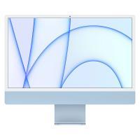 Nouveau Ordinateur Apple Imac 24 Bleu M1 256
