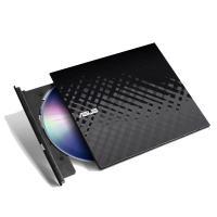 Lecteur graveur CD/DVD externe ASUS SDRW-08D2S Noir