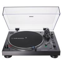 Comparateur de prix Platine vinyle Audio-Technica AT-LP120XUSBBK Noir