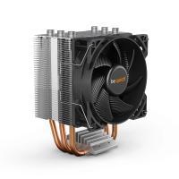 Comparateur de prix be quiet! PURE ROCK SLIM 2 Processeur Refroidisseur 9,2 cm Argent 1 pièce(s), Ventirad