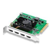 Comparateur de prix Blackmagic Design DeckLink Quad HDMI PCIe Carte de Capture