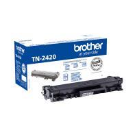 BROTHER Toner noir haute capacité TN2420 - 3 000 pages