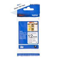 Comparateur de prix Conso imprimantes - BROTHER - Ruban noir/blanc - TZE-N231
