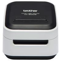 Comparateur de prix BROTHER Imprimante d'étiquettes tout-en-couleur VC-500W