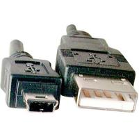 Comparateur de prix Câble Mini USB B 5 contacts mâle / USB A mâle Lineaire