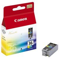 Comparateur de prix Canon CLI-36 Col Original Cyan, Magenta, Jaune 1 pièce(s)