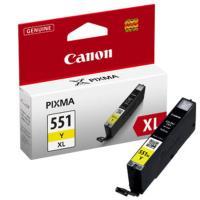 Comparateur de prix Canon CLI-551 Jaune XL