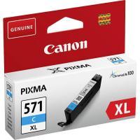 Comparateur de prix Canon CLI-571 Cyan XL