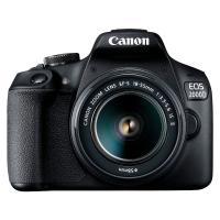 Comparateur de prix Canon EOS 2000D + EF-S 18-55 mm