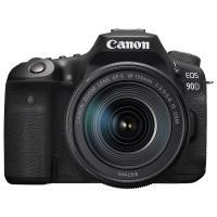 comparateur de prix Canon EOS 90D + 18-135mm f/3.5-5.6 IS USM - Garantie 2 ans