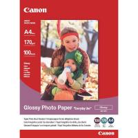 Papier photo Canon Plus Brillant GP-501 A4 - 100 feuilles