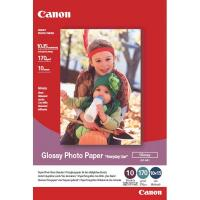 Papier photo Canon Plus Brillant GP-501 A6 - 100 feuilles