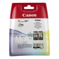 CANON PG510-CL511 - Multipack Cartouche d'encre 4 couleurs