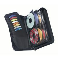 CASE LOGIC CDW64 Sacoche de rangement 64 CD/DVD - noir