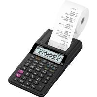 CASIO Calculatrice imprimante HR8 RCE Noire (Boîte) noire