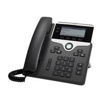 Comparateur de prix Cisco ip phone 7821 for 3rd party call control noir