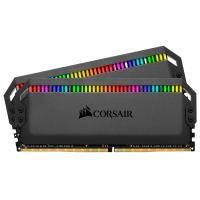 Comparer les prix du Corsair Dominator Platinum RGB 32GB (2x16GB) DDR4 3466 (PC4-27700) C16 1.35V - Noir